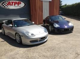 993GT3 + 996 T