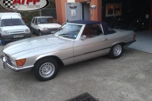 MERCEDES 350SL 1974