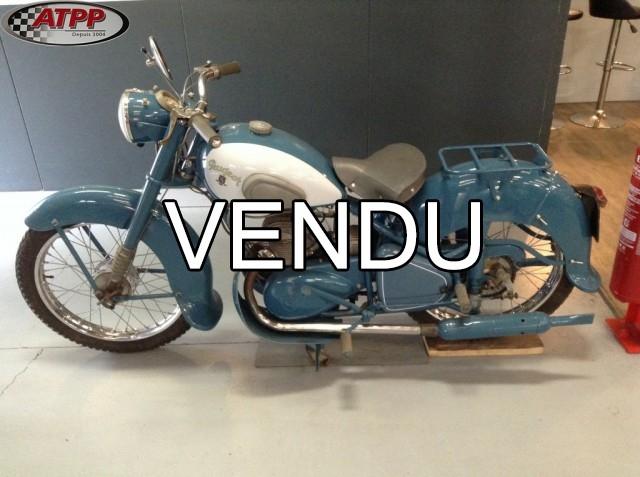 125 PEUGEOT 57 TC 1956