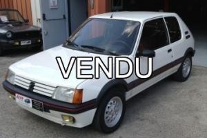 205 GTI 1600