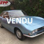 16- FIAT 124 S MORETTI 1967