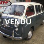 13- FIAT 600 MULTIPLA 1962