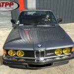 03- BMW 320/6 série E21 de 1980