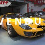 12- FORD GT40 MK1 GTDéveloppement