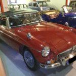 02- MG B CABRIOLET MK1 de 1965